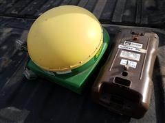John Deere Greenstar ITC GPS Globe & Monitor
