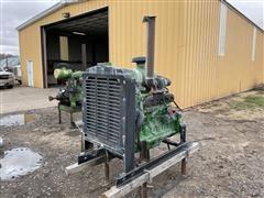 John Deere 6059T 6-Cyl Power Unit