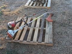 Stihl & Troy Built Weedeaters