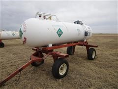 Ag Systems AG107 1000 Gal NH3 Tank