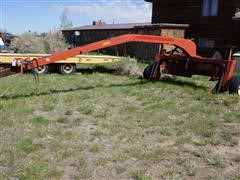 New Holland 1475 Hydroswing Tongue Mower Conditioner