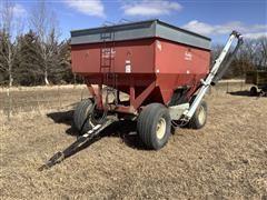 Ficklin 435 Gravity Flow Wagon W/Auger
