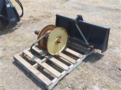 FFC Skid Steer Hydraulic Wire Winder