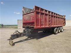 Tri/A Silage Wagon