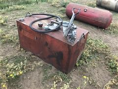 Portable Steel Fuel Tank