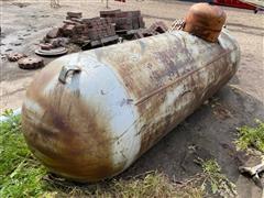 1956 Eaton 500-Gal Propane Tank