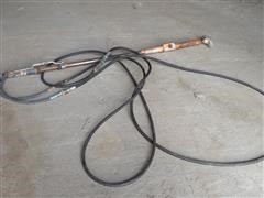 2002 Stanley Hydraulic Post Tamper