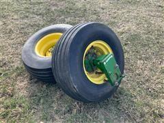 John Deere 567 Baler Tires/Axles