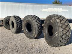 Firestone Versabuilt AP Loader/Dozer Tires
