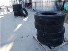 BF Goodrich & Michelin Truck Tires
