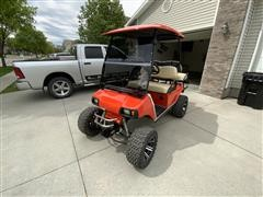 2002 Club Car DS Gas Golf Cart