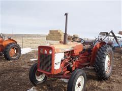 International 424 2WD Tractor W/9' Sickle Mower (INOPERABLE)