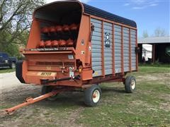Meyer 3514 Forage Wagon