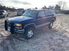 1997 Chevrolet 1500 LS Tahoe