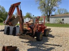 DitchWitch R40 Trencher & Backhoe