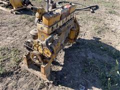 Minneapolis-Moline 425A Irrigation Engine