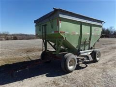 Parker 5010-R Gravity Wagon W/Air Seed Tender