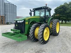 2014 John Deere 8360R MFWD Tractor