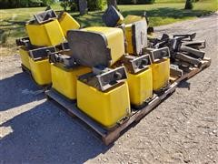 John Deere 1770 Insecticide Boxes
