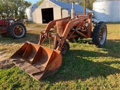 1946 Farmall M 2WD Tractor