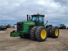 2006 John Deere 9520 4WD Tractor