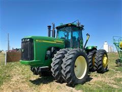 2007 John Deere 9220 4WD Tractor