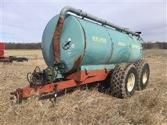 Balzer MS4800 Magnum T/A Liquid Manure Wagon
