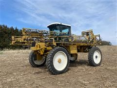 1999 Ag-Chem RoGator 854 Self-Propelled Sprayer W/Auto-Steer