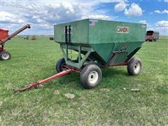 Dakon Gravity Box Grain Wagon