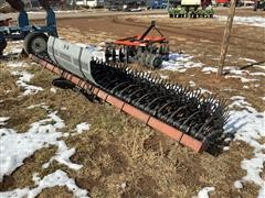 M&W 1815 Rotary Hoe