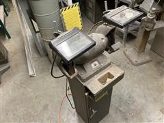 Stanley 697A Free-Standing Ball Bearing Grinder