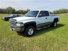 2001 Dodge 1500 Pickup