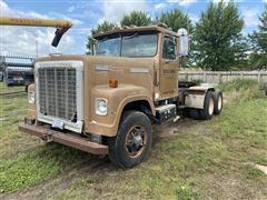 1979 International TranStar F-4370 T/A Truck Tractor