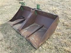 Gnuse 3-pt Dump Bucket