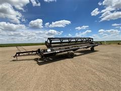 1996 MacDon Premier 1900 30' Pull Type Windrower / Swather
