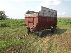 Roorda 12' Silage Wagon