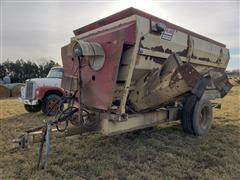 BJM 3914T Mixing Feeder Wagon