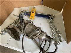 "Sioux / NAPA 7"" Grinder & Engine Sling"