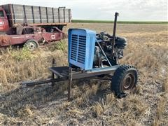 Chrysler H225 Power Unit With Cart