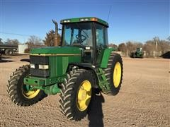 1994 John Deere 7200 MFWD Tractor
