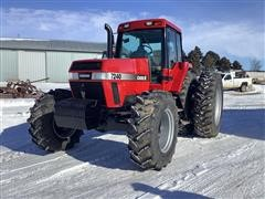 1995 Case IH 7240 MFWD Tractor