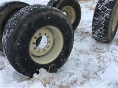 Bridgestone 445/65R22.5 Tires & Rims