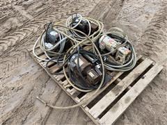 Chemigation Pumps