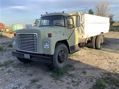 1975 International 1600 Load Star 1600 Lodestar Truck With 16 Foot Box