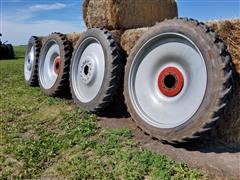 270/95R54 Tires & Rims
