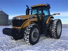 2012 Challenger MT655D MFWD Tractor W/Auto-Steer