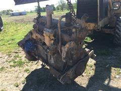 Caterpillar B Series Diesel Engine