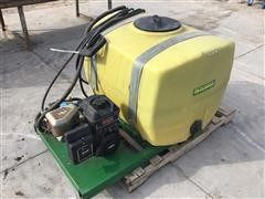 Schaben 100-Gal High Pressure Sprayer System