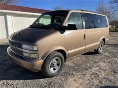 2001 Chevrolet Astro Minivan