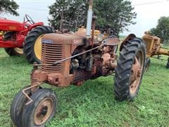 1942 Case SC 2WD Tractor